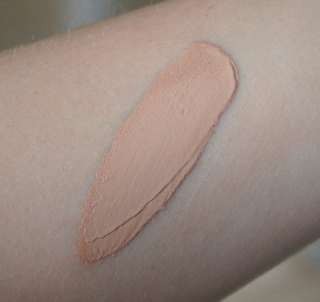 maybelline dream velvet soft matte hydrating foundation 10 ivory swatch