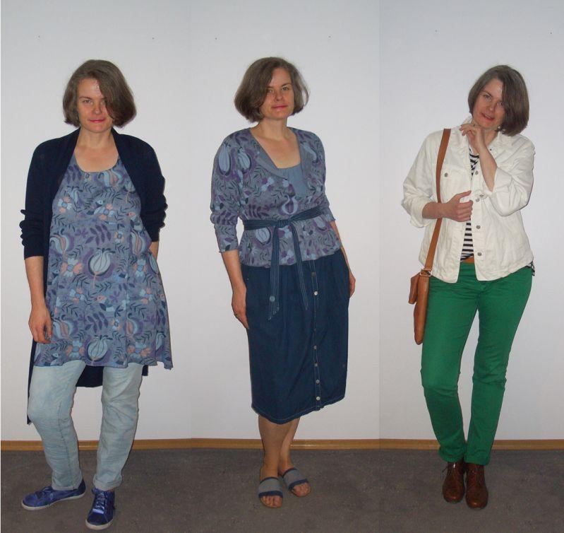 Sommeroutfits für große Frauen ue40 2017
