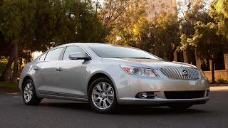 Dream Fantasy Cars-Buick LaCrosse 2012