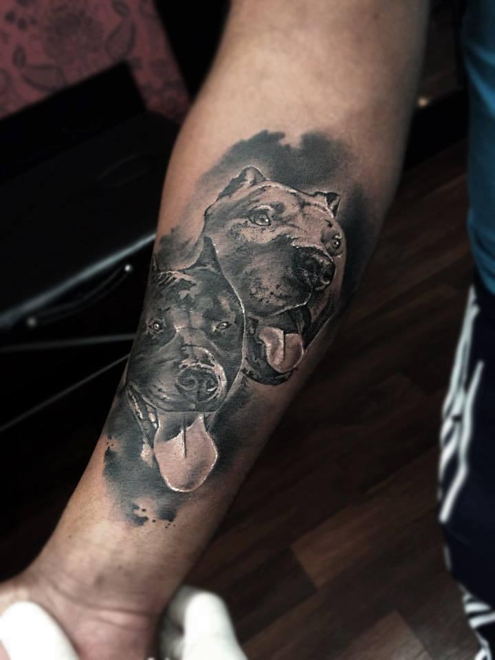 tatuaje 3d pret