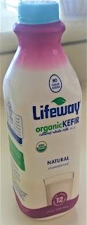 Lifeway Organic Kefir Bottle