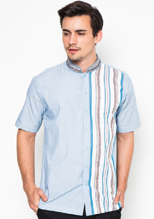 fashion pria untuk lebaran idul fitri