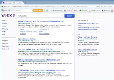 Cara Menghilangkan Search Yahoo di Mozilla Firefox 17