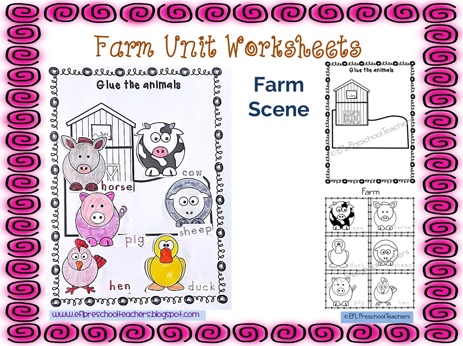 Cow Glue Worksheet