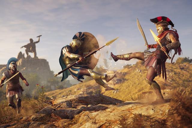 لعبة Assassin's Creed Odyssey ستتيح لنا السفر عبر الزمن للوقت الحالي و هذه أول التفاصيل ..
