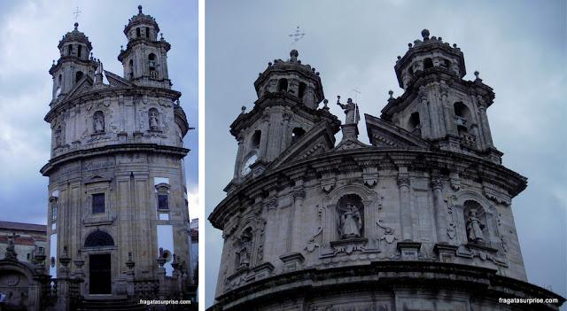 Pontevedra, Capela da Virxe Peregrina