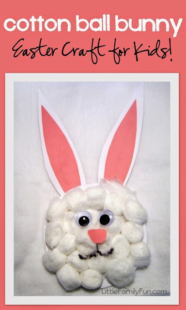 http://www.littlefamilyfun.com/2011/04/cotton-ball-bunny.html