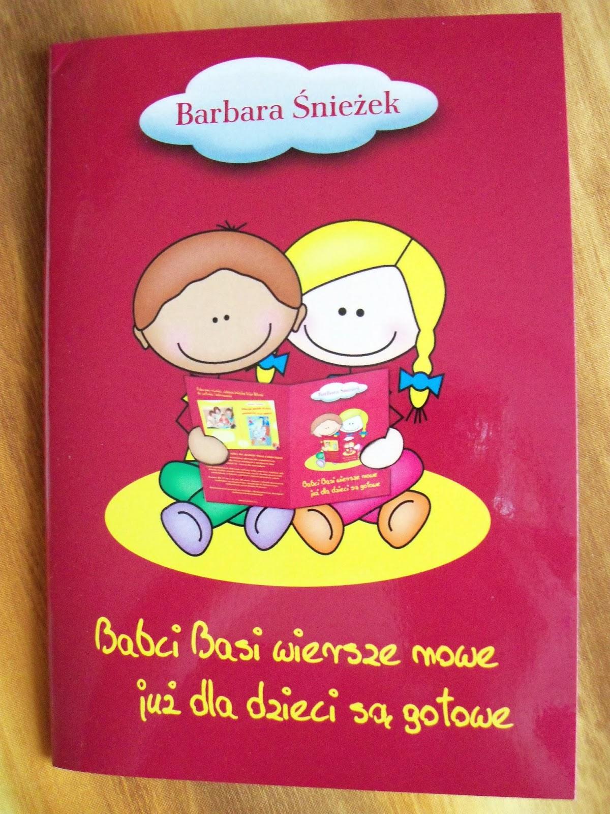 Recenzje Agi Babci Basi Wiersze Nowe Już Dla Dzieci Są