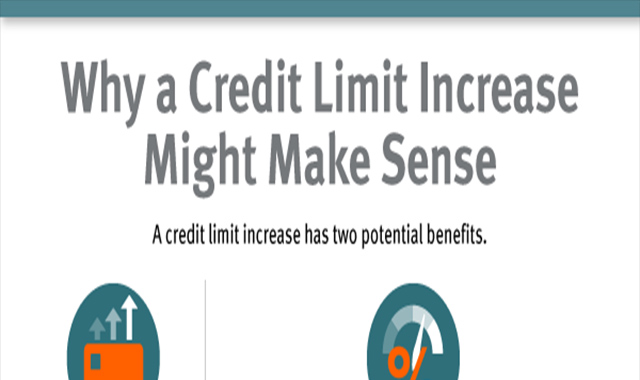 How Do You Know When to Request a Credit Line Increase? #infographic