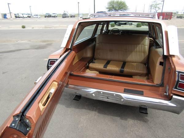 1969 Dodge Coronet Wagon For Sale - Buy American Muscle Car
