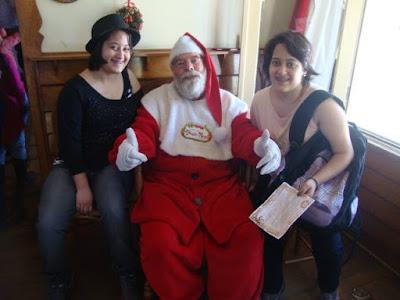 Papai Noel de Gramado