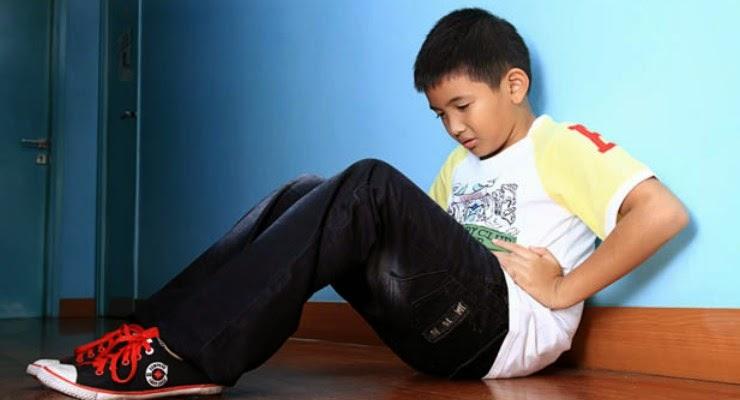 cara mengobati sakit maag pada anak