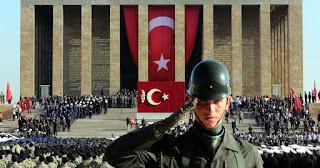 Mengenal Sejarah Turki Di Anitkabir Mausoleum