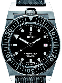 Montre Triton Subphotique