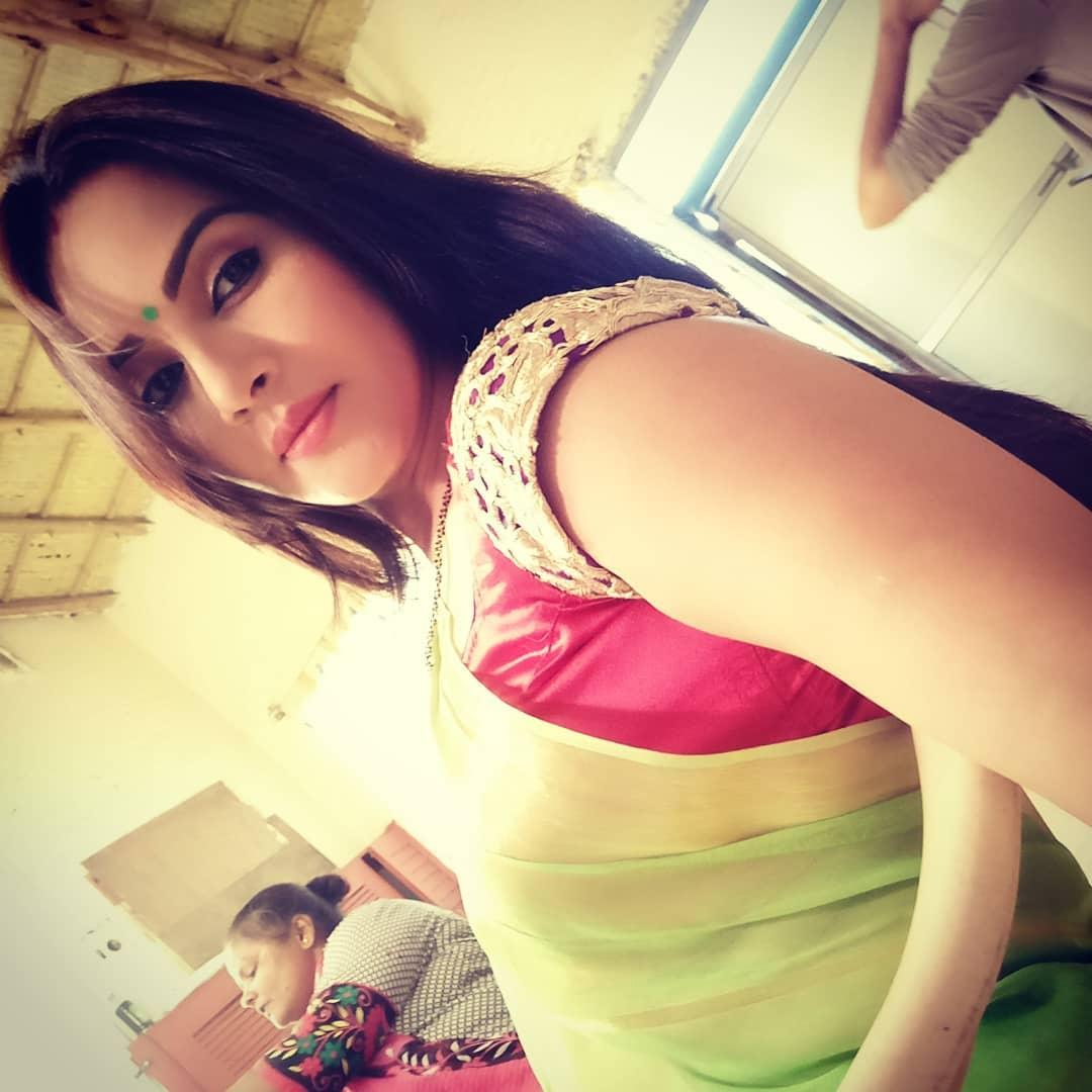 Beautiful actress from Crime Patrol, Geeetanjali Mishra