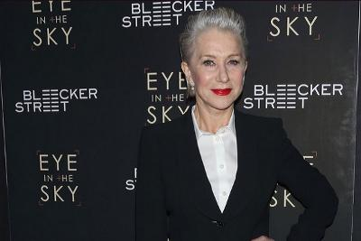 HELEN MIRREN: NEVER NEEDED MY OWN PARTICULAR CHILDREN - HELEN MIRREN LATEST UPDATES - HOLLYWOOD NEWS