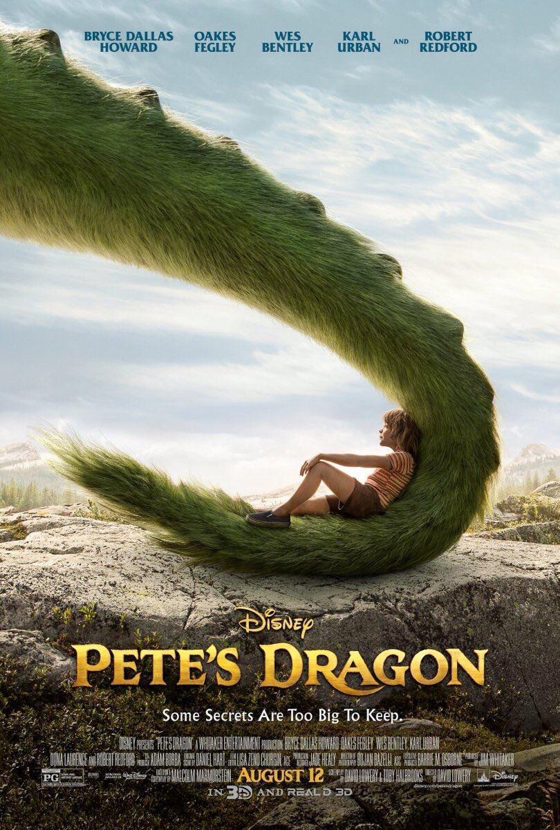 Pete's Dragon [2016] [DVD9] [NTSC] [Latino]