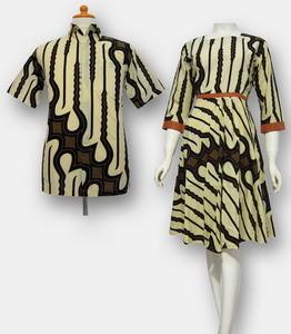 Baju Seragam Kerja Batik untuk Kantor Terbaru