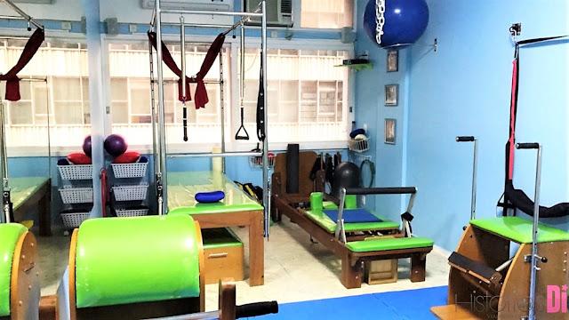 Espaço Postura Pilates - Sala de Pilates