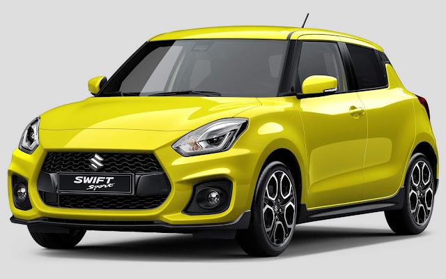 Novo Suzuki Swift Sport 2018