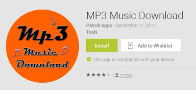 Cara Download Lagu di HP Android