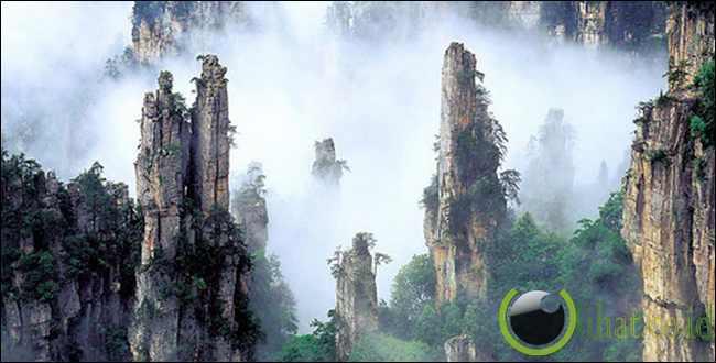 Wulingyan, Hunan (China)