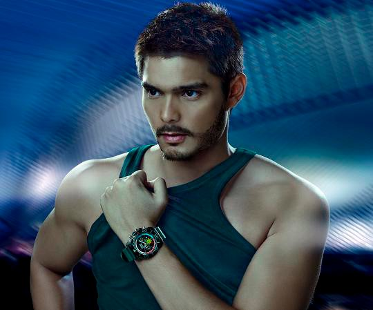 Who is the hottest Filipino hunks on Kenyan TV?