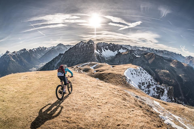 Saile Mountainbike Tour Stubai