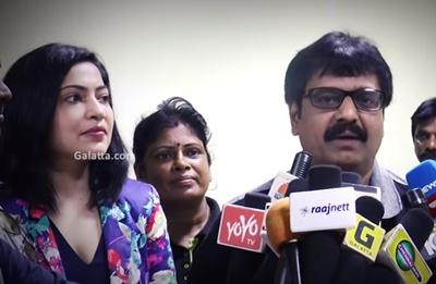 VJ Ramya is a huge moral boost for young girls – Vivek at Athletic Assoc. Celebration