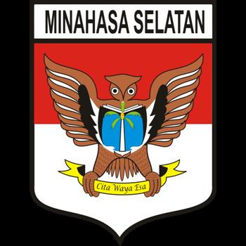 Logo Kabupaten Minahasa Selatan PNG