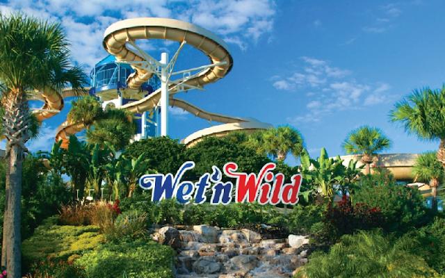 Parque Aquático Wet'n Wild em Orlando