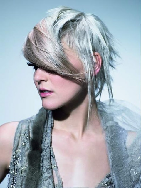 Best Short Punk Hairstyles For Girls 2012 Ladies Mails