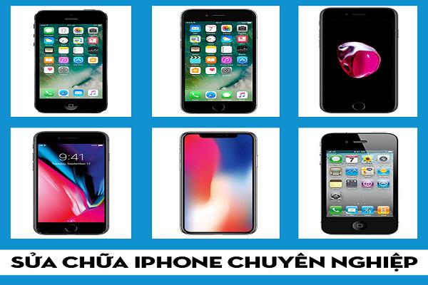 dịch vụ thay màn hình iPhone 8
