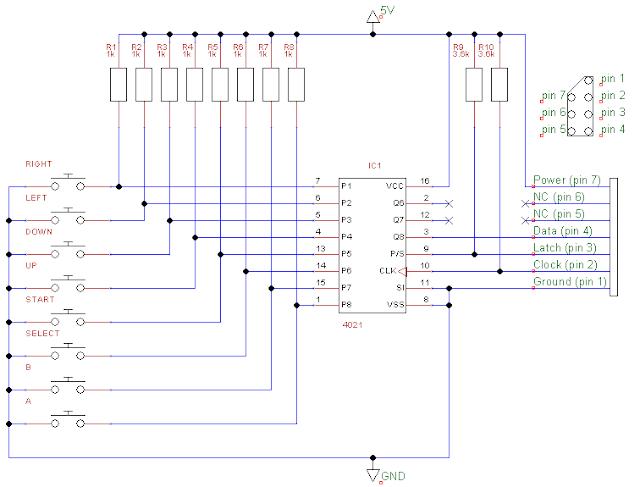 The Poor Student Hobbyist: Wireless NES Controller Using Arduino