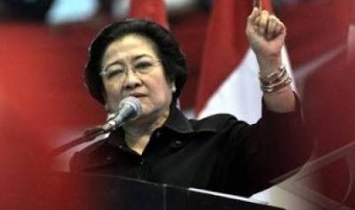 Al Hamdulillah, Akhirnya Megawati  Soekarno Putri Dilaporkan Ke Polisi