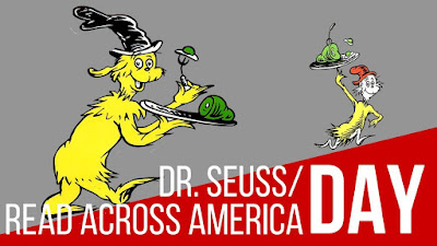 Dr. Seuss properties ™ & © 1937-2018 Dr. Seuss Enterprises