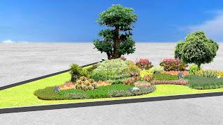Desain Taman Surabaya 555 - www.jasataman.co.id