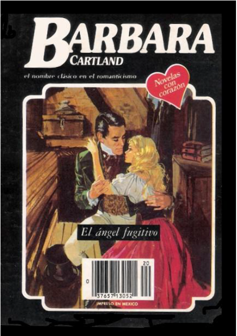 El Angel Fugitivo – Barbara Cartland