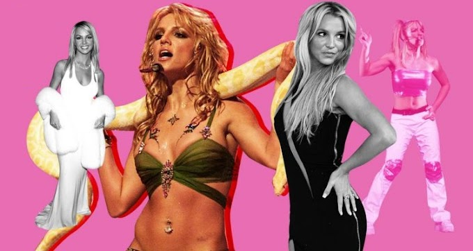 Britney Spears Performance Mix