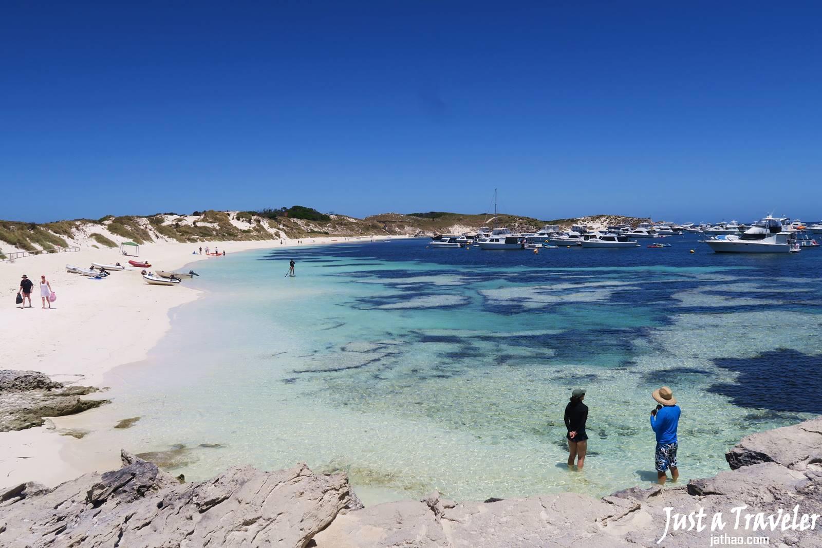 澳洲-伯斯-景點-推薦-羅特尼斯島-Rottnest-Island-必玩-必去-自由行-行程-攻略-旅遊-一日遊-二日遊-Perth-Travel-Tourist-Attraction