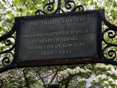 The Third Cemetery of The Spanish and Portuguese Synagogue