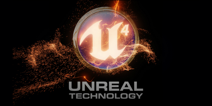 Logo do Unreal Engine