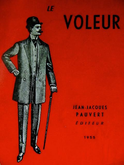 a splash of french vermillion…
