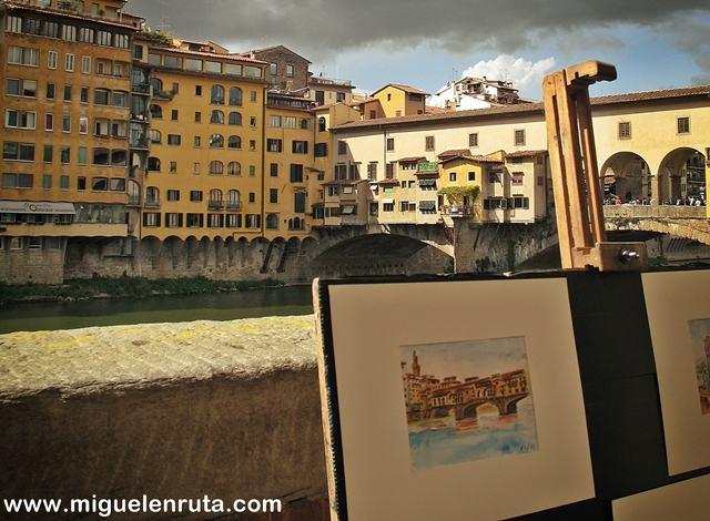 Río-Arno-arte-Florencia