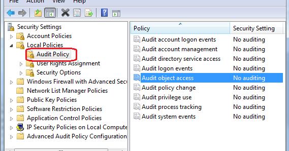 windows firewall registry settings windows 7