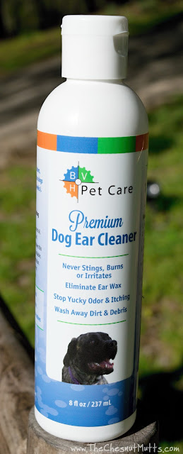 BVH Pet Care Premium Dog Ear Cleaner