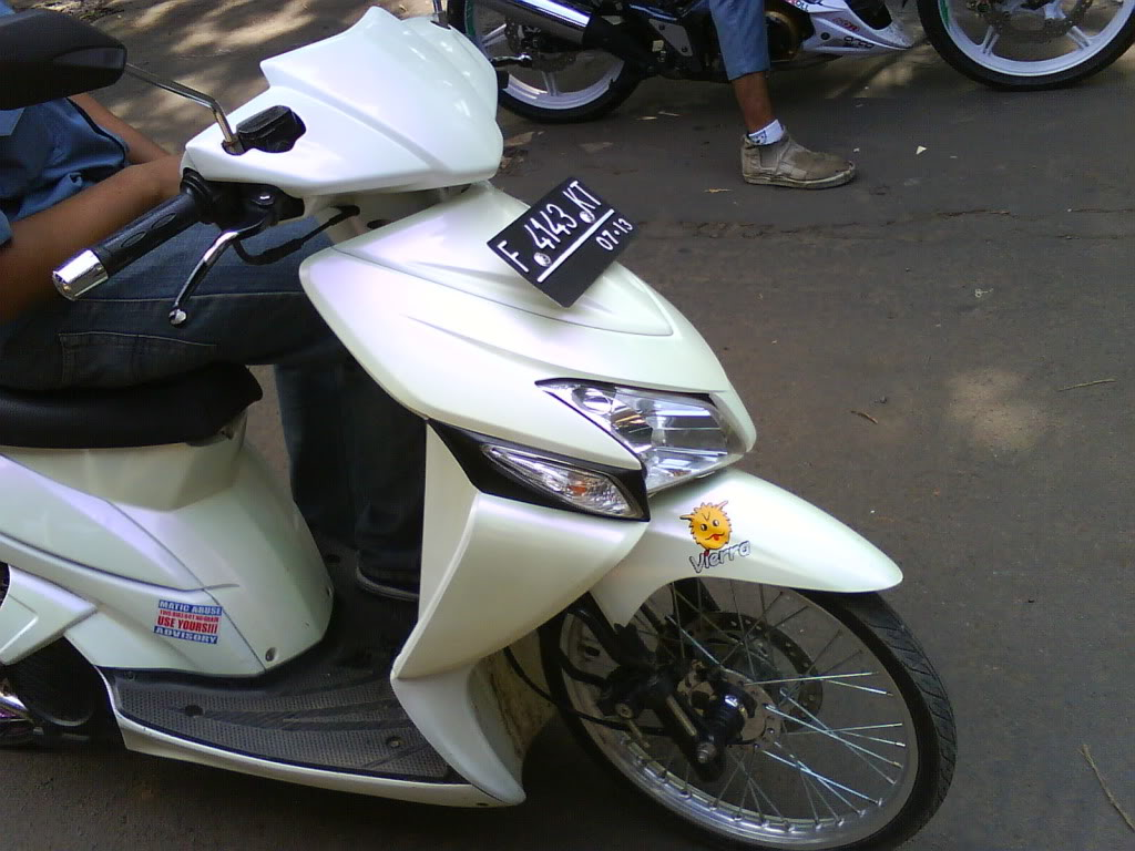 101 Modifikasi Honda Beat 2012 Velg 17 Modifikasi Motor Beat Terbaru