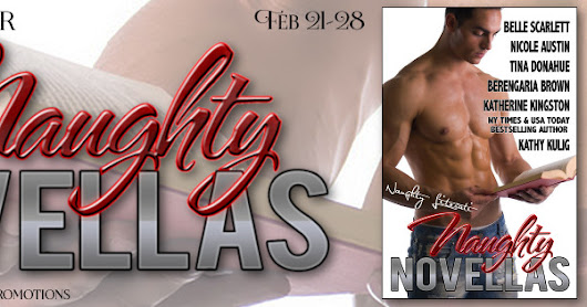 Pre-order tour for Naughty Novellas by The Naughty Literati