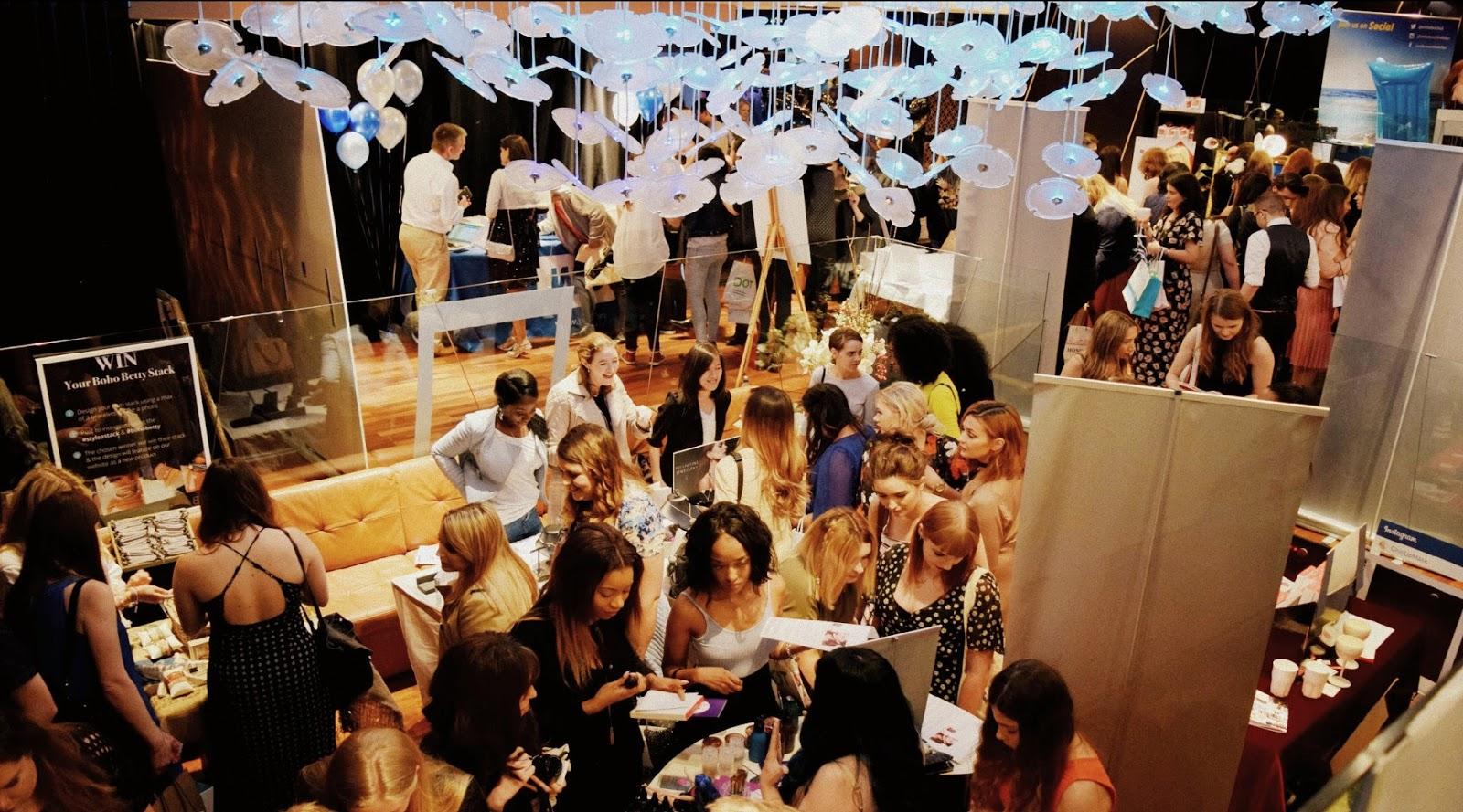 blogging events in london bloggersball