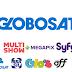 5 canais Globosat estão entre os 10 mais assistidos em setembro na TV paga